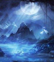 月夜下神话