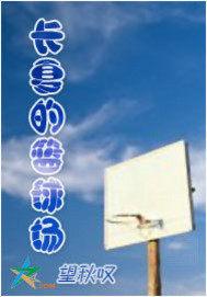 长夏的篮球场