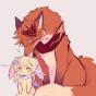 采花的狐狸