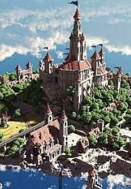 我的世界天空之城