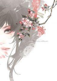 回眸深处桃花浓