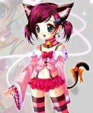萌心正态小猫妖