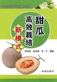 甜瓜高效栽培新模式(出版)