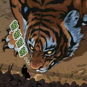 会说话的老虎