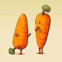 奔跑的胖萝卜